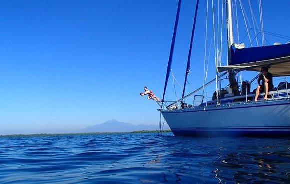 3Night Live aboard Yacht Charter