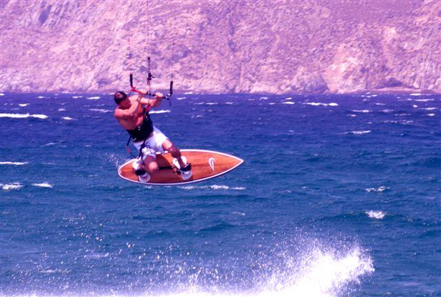 Kite surf Lombok