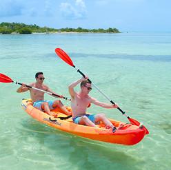Gili Gede Canoeing