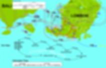 Secret Gili Islands Transport Map
