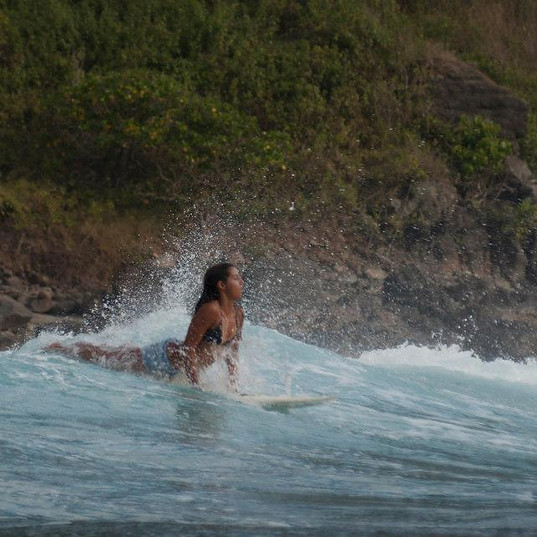 Refreshing surf Indonesian Yacht charter