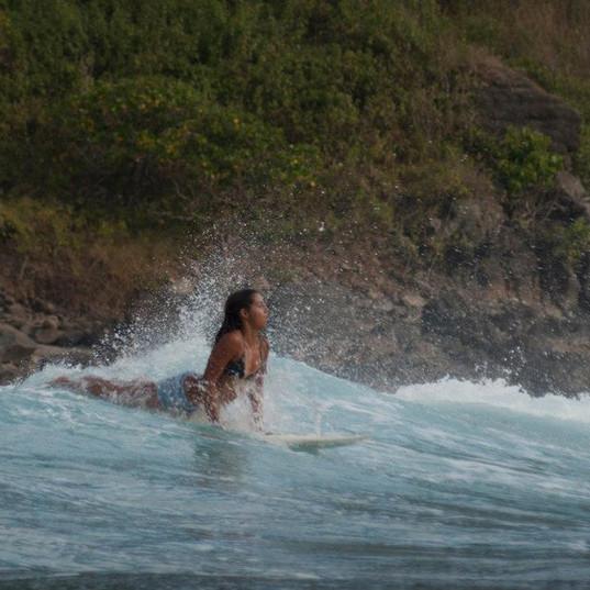Refreshing surf Indonesian Yacht charter