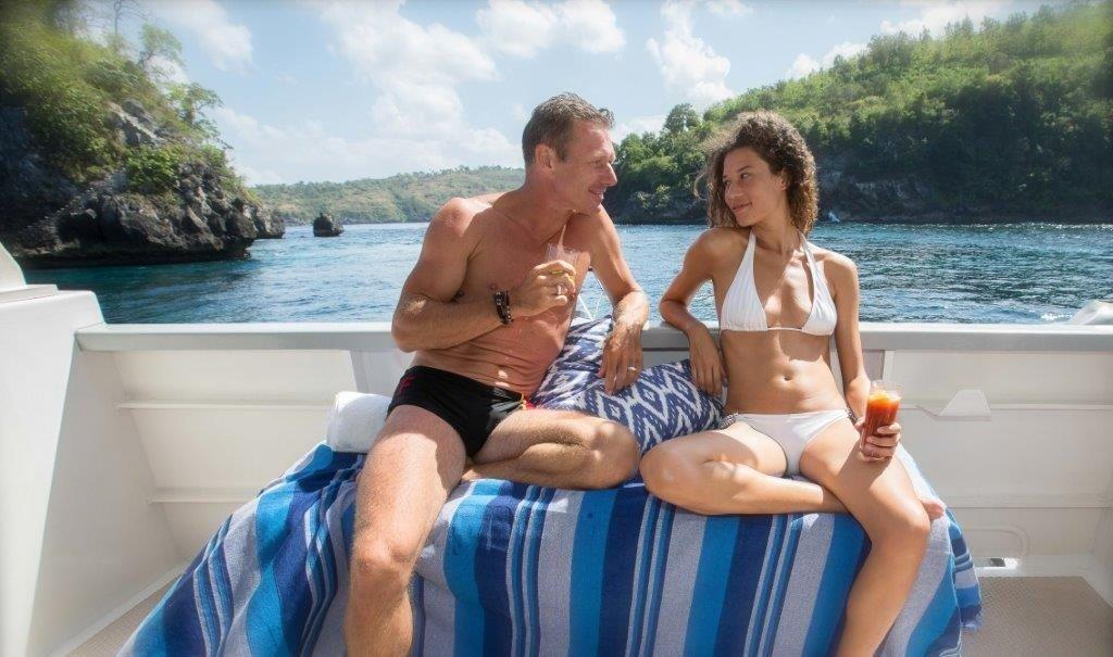 Relax Indonesian Yacht Charter