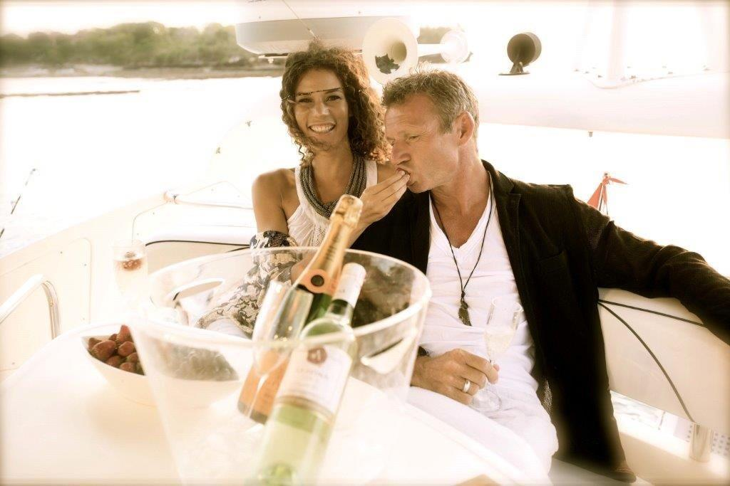 A Date indonesian Yacht charter