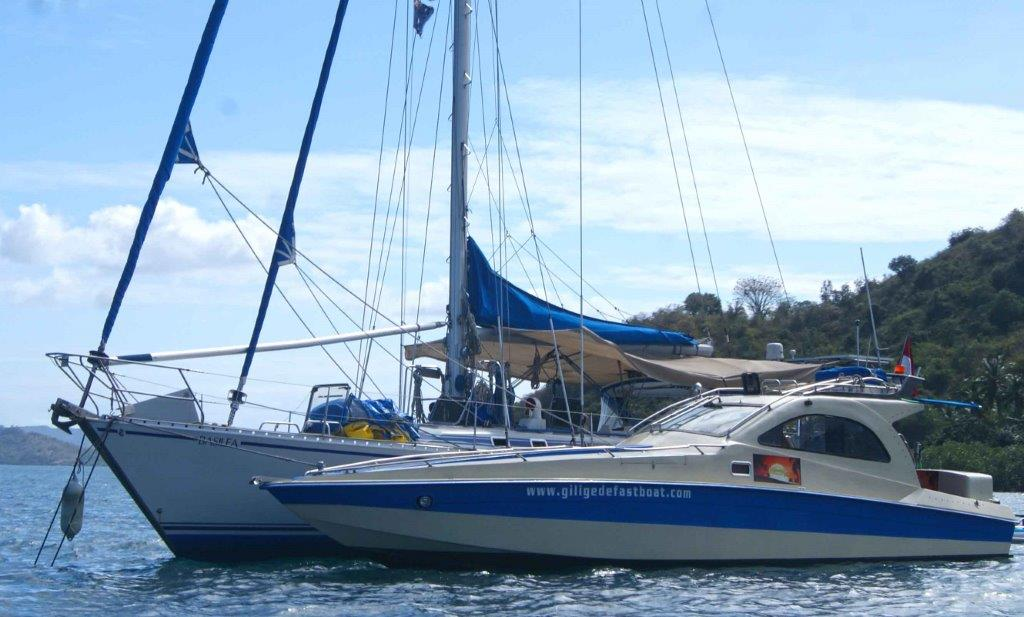 "PRIVATE CHARTER TO THE GILI""S"