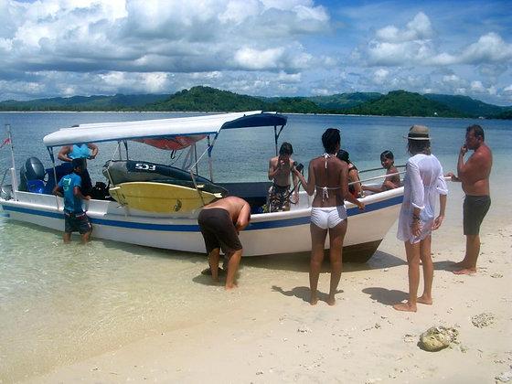 Gili Gede Dive Boat Charter