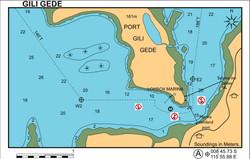 Marina Del Ray Port Gili Gede Ferry Term