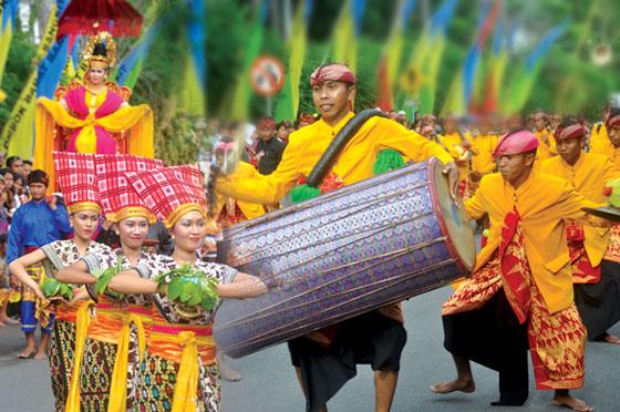 Lombok Festivals