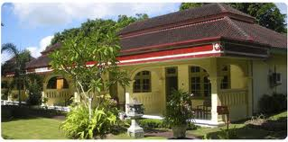 Typical Lombok Home