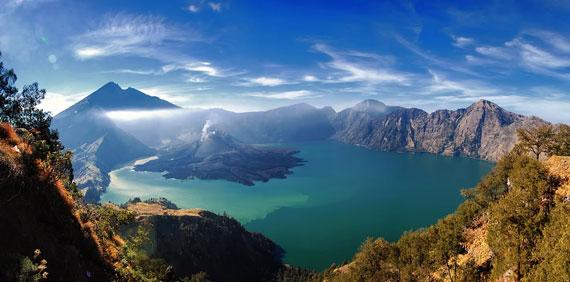 Mt Rinjani Lombok