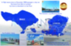 Lombok Marina ferry terminal