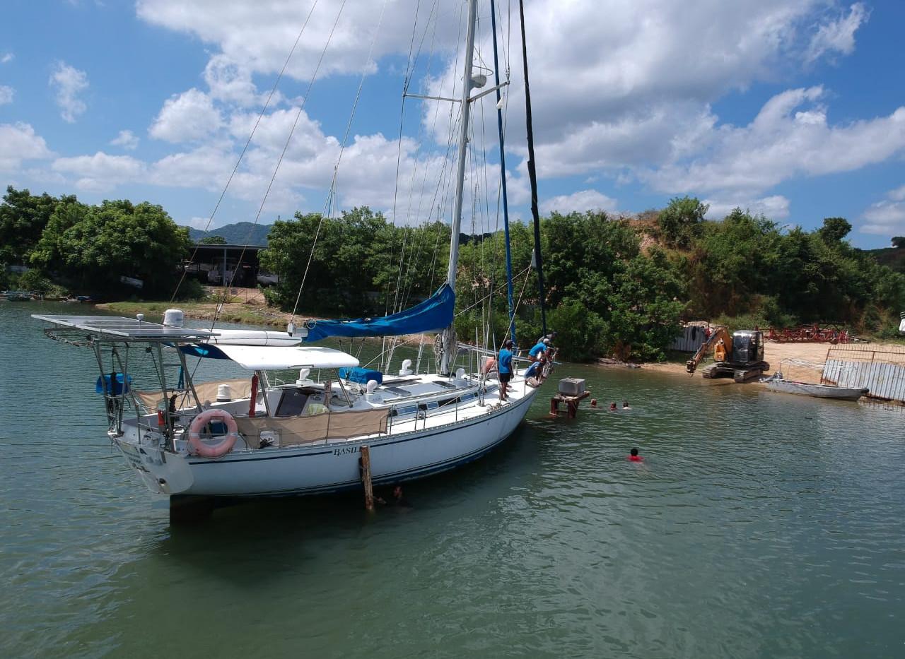Indonesian Marina Del Ray Dock Yard .jpg