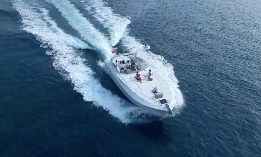 12 Meter 30 Knot offshore Cruiser
