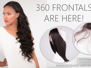360 Frontals Now Live In Our Store!