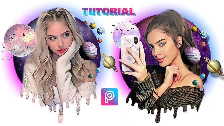 como editar foto no app picsart celular