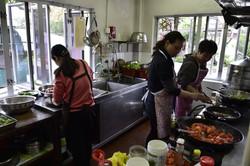 11)廚房 - 羅倫斯堂
