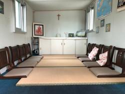 5)祈禱室 - 何烈山洞