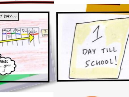 1 Day till School!