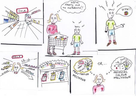 Supermarket Daze