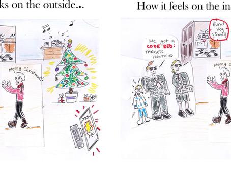Christmas Visit...