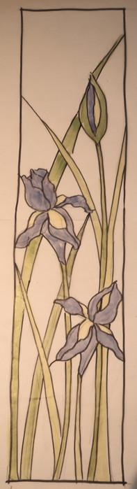 Entwurf Lilie