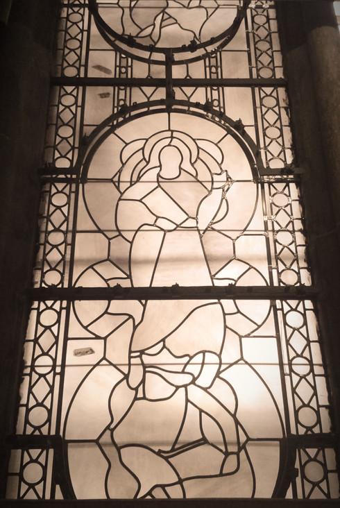 Schutzverglasung Naumburger Dom