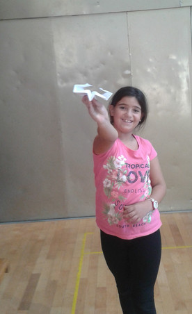 Mihaela Korenić_ Leteći origami