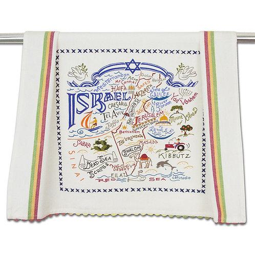 Israel Tea Towel