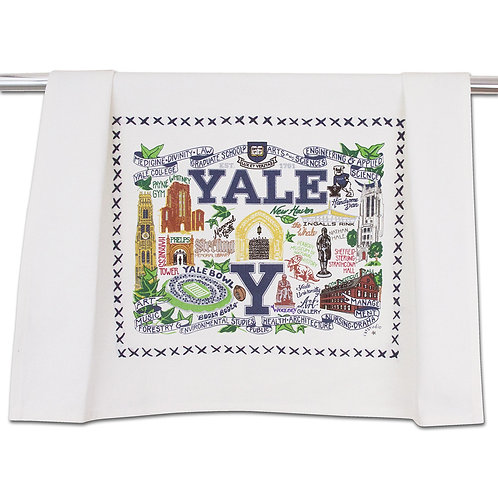 Yale Tea Towel