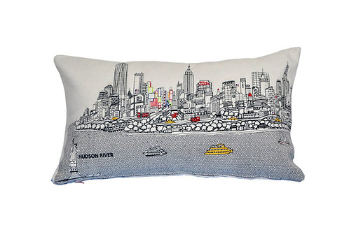 New York City Prince Pillow