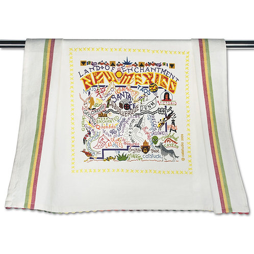 New Mexico Tea Towel