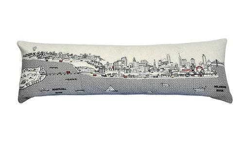 Philadelphia King pillow
