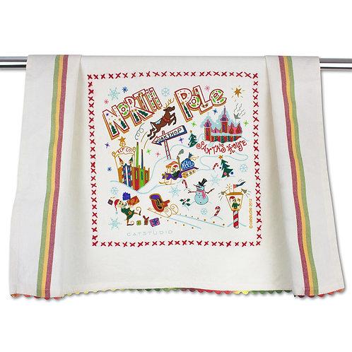 North Pole Tea Towels