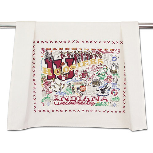 Indiana University Tea Towel