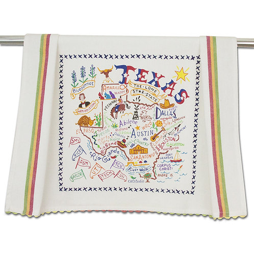 Texas Tea Towel