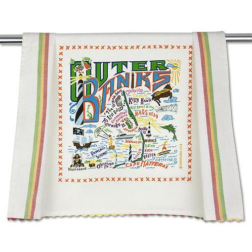 Outer Banks Tea Towel