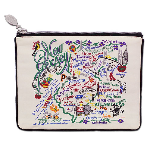 New Jersey Pouch