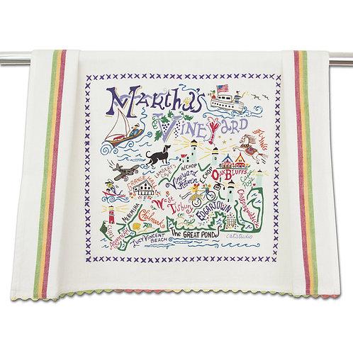 Martha's Vineyard Tea Towel