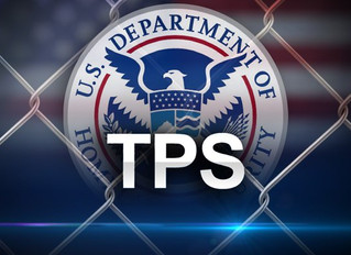 The Trump Administration is Forced to Extend TPS status for Six Countries