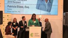 Patricia Elizee - HYPE Miami Award Winner