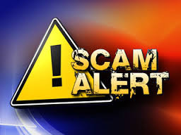 Be Aware of Scams, A Message from USCIS