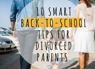 10 Smart Back-To-School Tips For Divorced Parents