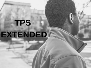Automatic Extension of TPS for Haiti, El Salvador, Nicaragua, and Sudan Until January 2, 2020