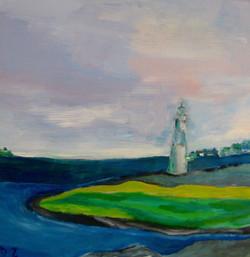lighthouse: tenants harbor