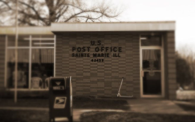 Ste. Marie Post Office