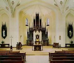Sanctuary of Holy Cross