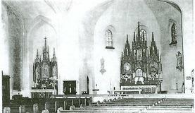 Holy Cross Chruch Wendelin