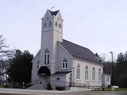 St. Joseph Catholic Church Stringtown, Illinois