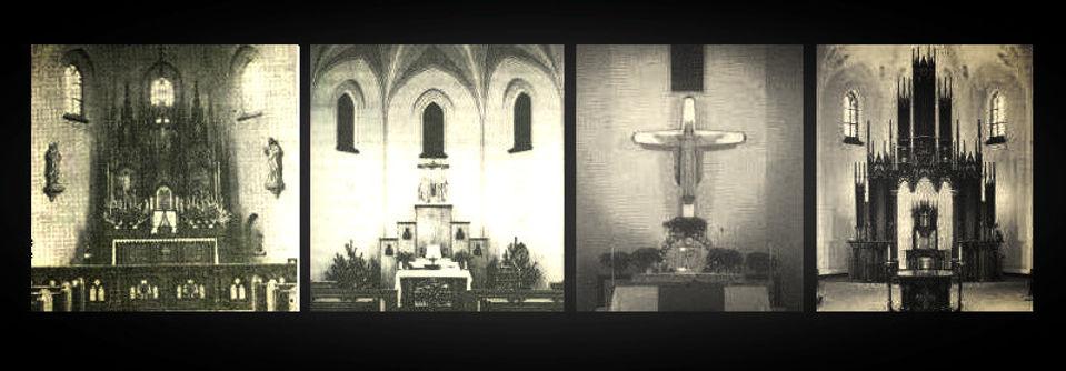 Holy Cross Church History