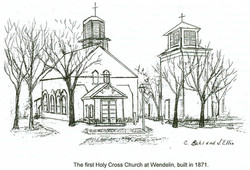 First Holy Cross Church